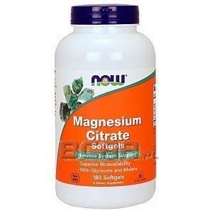 Now Foods Magnesium Citrate 90kaps. 1/2