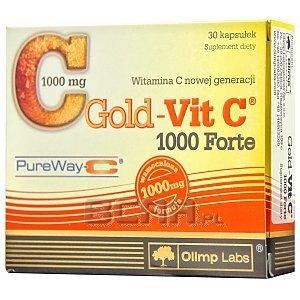 Olimp Gold-Vit C 1000 Forte 30kaps. 1/1