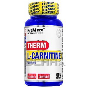 Fitmax Therm L-Carnitine 60kaps. 1/3