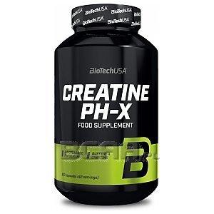 BioTech USA Creatine pH-X 210kaps. 1/1