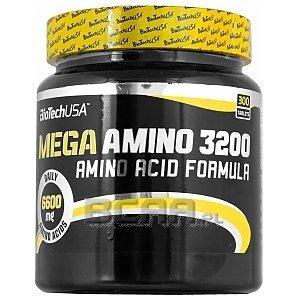 BioTech USA Mega Amino 3200 300tab. 1/1