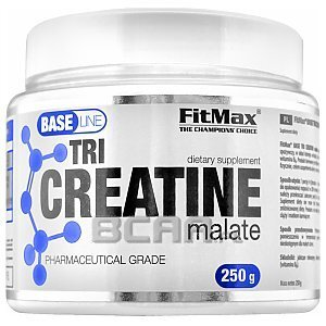 Fitmax Base Line Tri Creatine Malate 250g 1/1