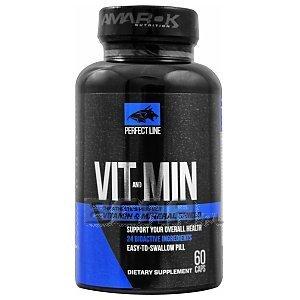 Amarok Nutrition Vit And Min 60kaps. 1/2