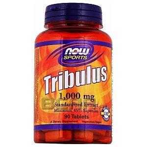 Now Foods Tribulus 1000mg 90tab. 1/1