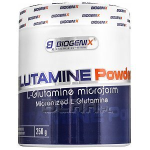 Biogenix Glutamine Powder 250g 1/1