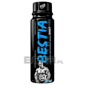 6Pak Nutrition Bestia Shot 80ml 1/1