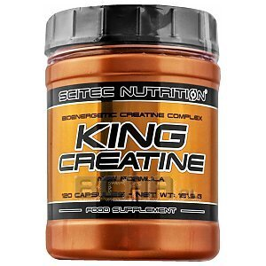 Scitec King Creatine 120kaps. 1/1