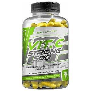 Trec Vit C Strong 500 200kaps. 1/1