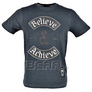 Trec Wear T-shirt Believe Achieve 014 Graphite 1/2