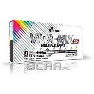Olimp Vita-Min Multiple Sport 40+ 60kaps. 1/2