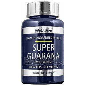 Scitec Super Guarana 100tab. 1/1