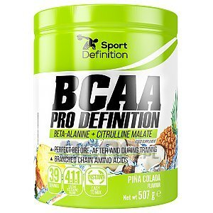 Sport Definition BCAA Pro Definition 507g 1/4