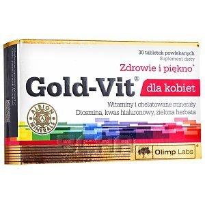 Olimp Gold-Vit Dla Kobiet 30tab. 1/1