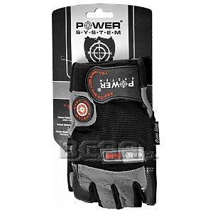 Power System Rękawice Treningowe Easy Grip (PS-2670) czarno-szare 1/3