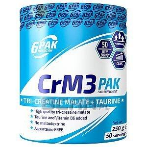 6Pak Nutrition CrM3 Pak 250g [promocja] 1/1