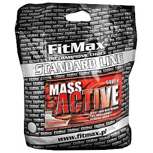 Fitmax Mass Active 20 5000g [promocja] 1/1
