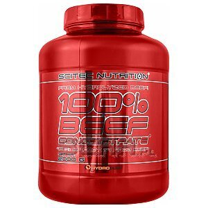 Scitec 100% Beef Concentrate 2000g 1/1