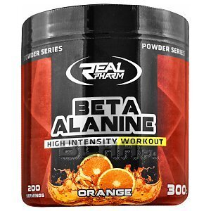 Real Pharm Beta Alanine 300g 1/1