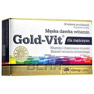 Olimp Gold-Vit Dla Mężczyzn 30tab. 1/1