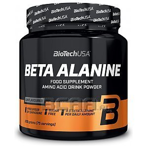 BioTech USA Beta Alanine 300g [promocja] 1/3