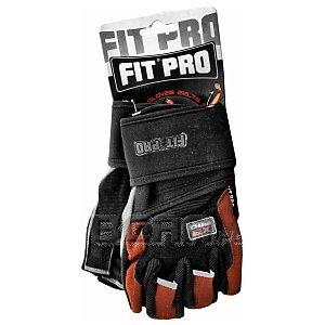 Power System Rękawice Treningowe Fit Pro X2 Pro czarno-brązowe 1/1