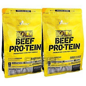 Olimp Gold Beef Pro-Tein 2x700g 1/1