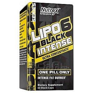 Nutrex Lipo-6 Black Intense 60kaps. 1/1