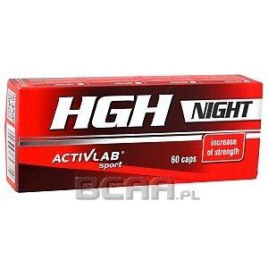 Activlab HGH Night 60kaps. [promocja] 1/1