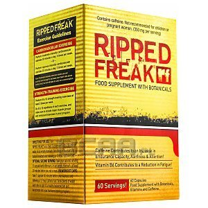 Pharma Freak Ripped Freak 60kaps. 1/1
