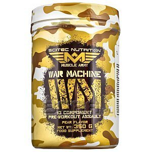 Scitec Muscle Army War Machine 350g 1/1