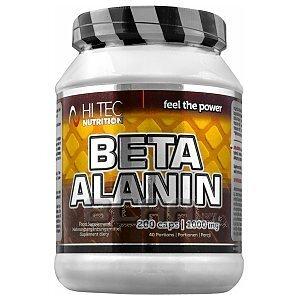 Hi Tec Beta Alanin 200kaps. 1/1