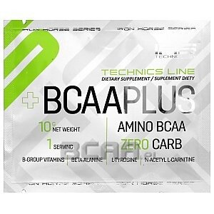 Iron Horse Series BCAA Plus 10g 1/1