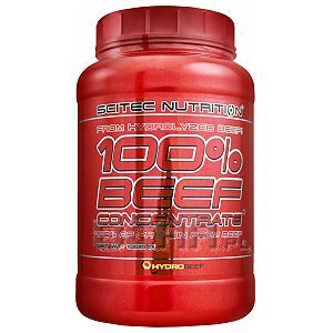 Scitec 100% Beef Concentrate 1000g 1/2