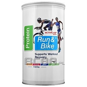 Activlab Run & Bike Pure Protein 400g 1/1