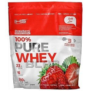 Iron Horse Series 100% Pure Whey 500g 1/4