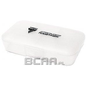 Trec Pillbox Stronger Together White 1/2