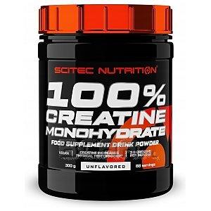 Scitec 100% Creatine Monohydrat 300g 1/1