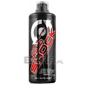 Scitec Liquid Shock 1000ml 1/1