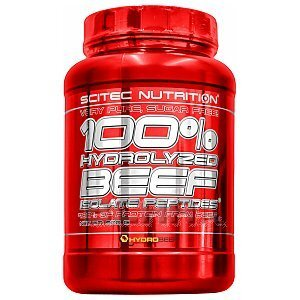 Scitec 100% Hydrolyzed Beef Isolate Peptides 900g 1/1