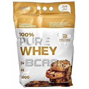 Iron Horse Series 100% Pure Whey 2000g 1/8