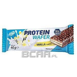6Pak Nutrition Protein Wafer 40g 1/1
