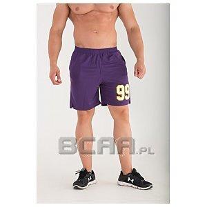 Trec Wear Short Pants CoolTrec 008 Purple 1/2