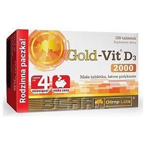 Olimp Gold Vit D3 2000 120tab. 1/1
