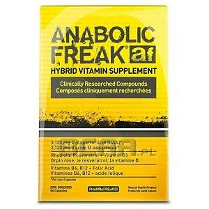 Pharma Freak Anabolic Freak 2.0 96kaps. 1/1