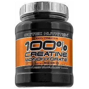 Scitec 100% Creatine Monohydrat 1000g 1/1