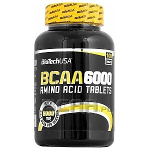 BioTech USA BCAA 6000 100tab. 1/1