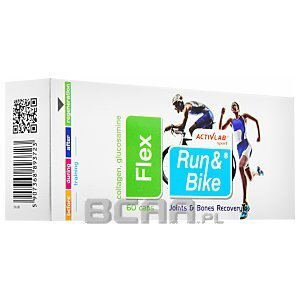 Activlab Run & Bike Flex 60kaps. 1/1