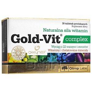 Olimp Gold-Vit Complex 30tab. 1/1