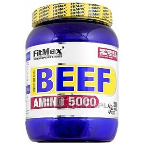 Fitmax Beef Amino 5000 500tab. 1/1