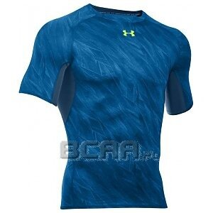 Under Armour Koszulka Męska HeatGear® Armour® Compression Printed 1257477-438 mix 1/5